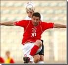 Футболиста дисквалифицировали на 10 лет