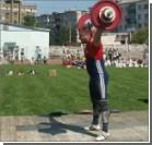 Российский штангист побил мировой рекорд украинца. Фото