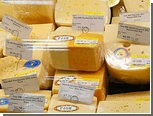 Россия запретила продукцию трех украинских сыроделов