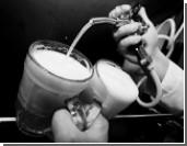 Союз пивоваров: Россияне переходят на водку и коньяк
