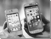 Samsung признали виновным в копировании телефонов Apple