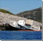 Нетрезвый россиянин на яхте въехал в хорватский остров. ФОТО