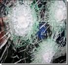 В Виннице неизвестный обстрелял троллейбусы с пассажирами