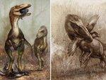 Палеонтологи внесли птиц в меню синокалиоптерикса