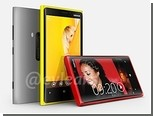 Фото новых смартфонов Lumia попало в интернет