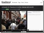 Видеосервис Bambuser атаковали за трансляцию с Ассанжем