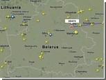 В Белоруссии закрыли доступ к сервису наблюдения за самолетами