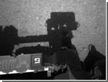 """""""Кьюриосити"""" развернул мачту и передал фотографию c навигационной камеры"""