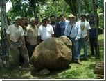 В Исапе нашли недоделанную статую ягуара