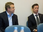 Федерация хоккея Польши объявила о контрактах с Захаркиным и Быковым