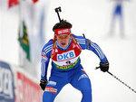 Максим Чудов вернулся в сборную России по биатлону