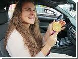 Российская олимпийская чемпионка подарила первому тренеру автомобиль