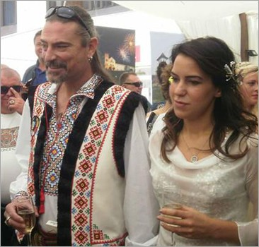 Бывший зять Тимошенко снова женился. Фото