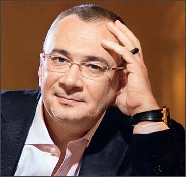 Константин Меладзе разводится и переезжает в Москву