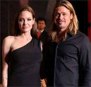 Анджелина Джоли устроила разнос Брэду Питту