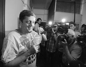 Левичев нашел агитационные материалы штаба Навального