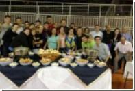 В Бразилии адвентисты продемонстрировали христианское гостеприимство