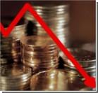 Доходы предприятий Украины упали в четыре раза