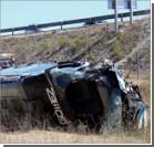 Украинец признал себя виновником катастрофы автобуса во Франции. ФОТО
