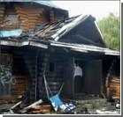 В Киеве неизвестные подожгли храм. ФОТО