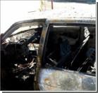 На Закарпатье взорвали автомобиль вместе с водителем