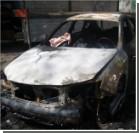 В Кременчуге за ночь сожгли 6 автомобилей