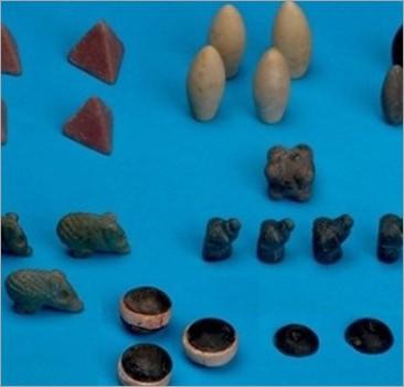Археологи нашли древние каменные игрушки