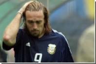Лучший бомбардир в истории сборной Аргентины просил врача ампутировать ему ноги