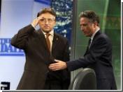 Президент Пакистана Мушарраф получил свои 15 минут славы в комедийном шоу в США