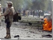 смертник взорвал афганского губернатора