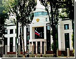 В российском посольстве чествовали ветеранов сражения на Курской дуге