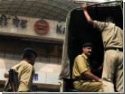 На цветочном рынке Дели произошел взрыв