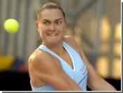 Российская теннисистка победила третью ракетку мира в Токио