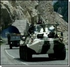 Российские войска сняли пять постов в районе Поти