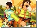 """В США начинаются продажи видеоигры """"The Beatles: Rock Band"""""""
