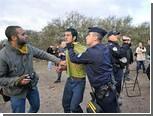 При ликвидации поселения незаконных мигрантов во Франции задержаны 278 человек