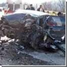 Два человека погибли в столкновении автобуса с Volvo