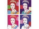 Елизавета II купила четыре своих портрета работы Уорхола