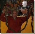 Вьетнамский дед отрастил четырехметровые волосы. Фото
