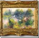 Женщина купила картину Ренуара за несколько долларов