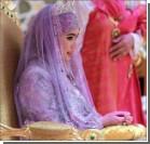 Свадьба страшей дочери Султана Брунея. ФОТО