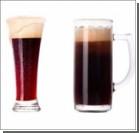 Скорость употребления пива зависит от формы бокала