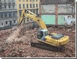 """Полтавченко назвал """"хамством"""" снос исторического здания в выходной день"""