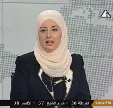 В Египте снова появились телеведущие в хиджабах