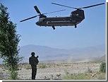 На юго-востоке Афганистана потерпел крушение вертолет НАТО
