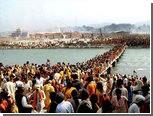 В давке на индийском празднике погибли девять человек