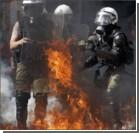Беспорядки в Афинах: более 100 человек задержаны. ФОТО