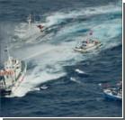 Токио и Тайвань у спорных островов развернули морскую битву
