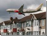 На улицу Лондона из самолета выпал труп африканского нелегала