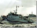 Тайваньских рыбаков отогнали водометами от спорных островов